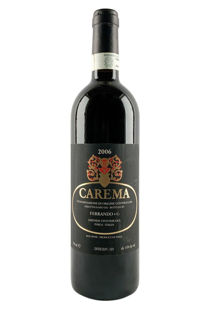 Bottle of Ferrando, Carema Black Label, 2006 - Flatiron Wines & Spirits - New York