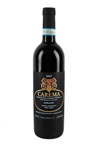"Bottle of Ferrando, Carema ""Etichetta Nera"" (Black Label), 2015 - Flatiron Wines & Spirits - New York"