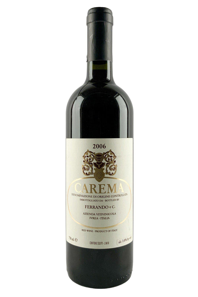 Bottle of Ferrando, Carema White Label, 2006 - Flatiron Wines & Spirits - New York