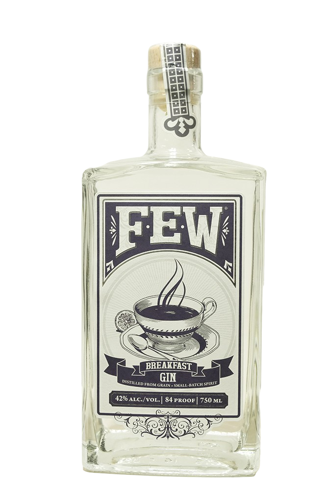 Bottle of Few Spirits, Breakfast Gin - Flatiron Wines & Spirits - New York