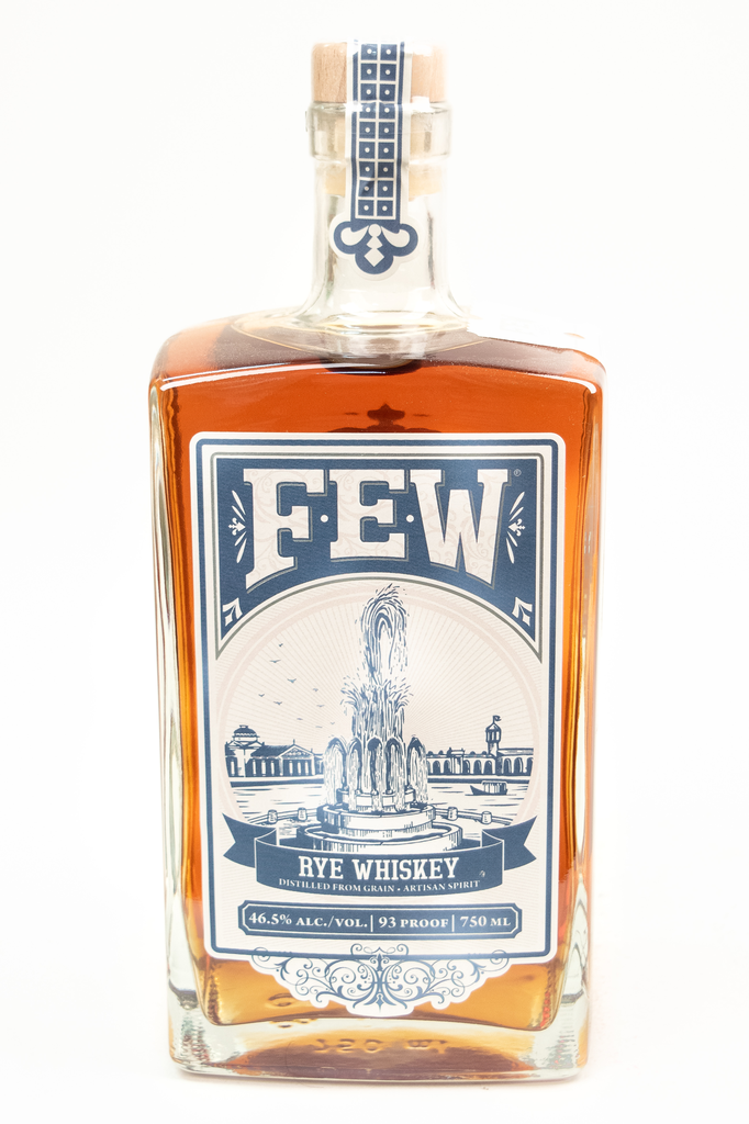 Bottle of Few Spirits, Rye Whiskey-Flatiron Wines & Spirits - New York