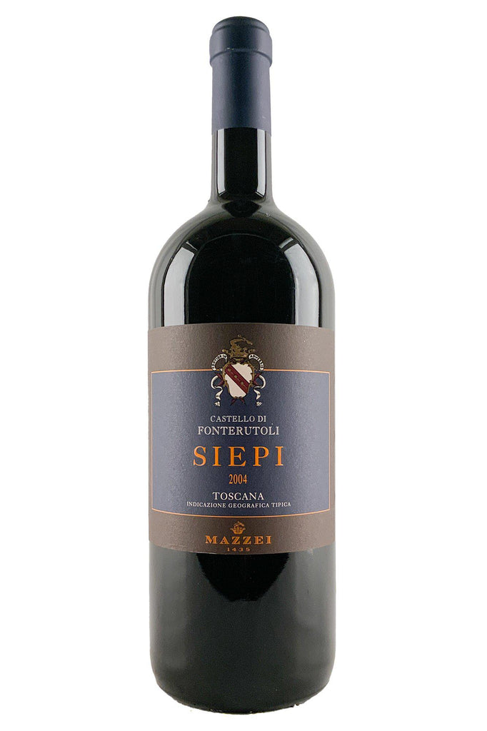 Bottle of Fonterutoli Siepi, Toscana IGT, 2004 (1.5L) - Flatiron Wines & Spirits - New York