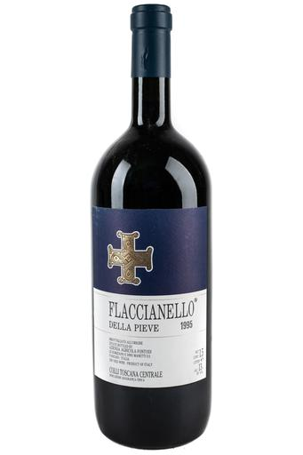 "Bottle of Fontodi, ""Flaccianello della Pieve"", 1995 (1.5L) - Flatiron Wines & Spirits - New York"