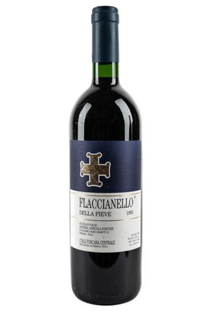 Bottle of Fontodi, Toscana IGT Flaccianello, 2017 (Arrives 8/17) - Flatiron Wines & Spirits - New York