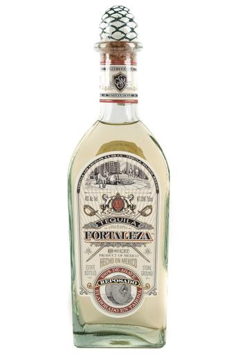 Bottle of Fortaleza, Tequila Reposado - Flatiron Wines & Spirits - New York