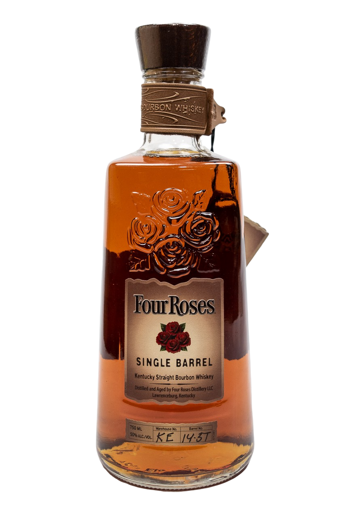 Bottle of Four Roses, Single Barrel, Bourbon-Flatiron Wines & Spirits - New York