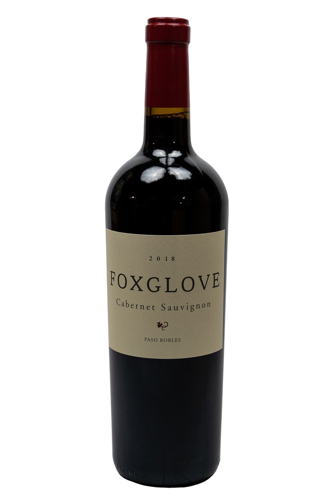 Bottle of Foxglove (Varner), Cabernet Sauvignon, 2018 - Flatiron Wines & Spirits - New York