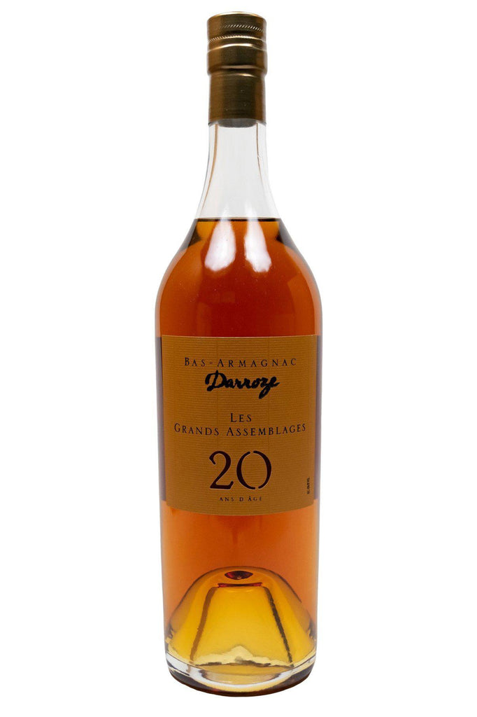 Bottle of Francis Darroze, Les Grandes Assemblages 20 Year Armagnac, - Flatiron Wines & Spirits - New York