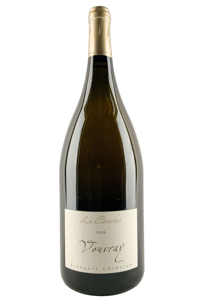 Bottle of Francois Chidaine, Vouvray Bouchet, 2008 (1.5L) - Flatiron Wines & Spirits - New York