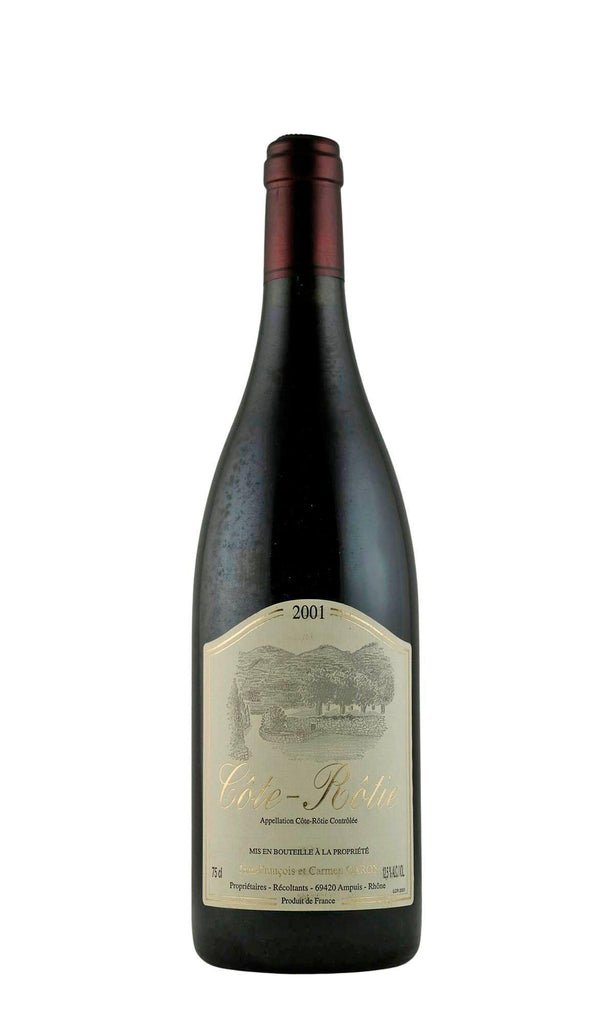 Bottle of Garon, Cote-Rotie, 2001 - Flatiron Wines & Spirits - New York