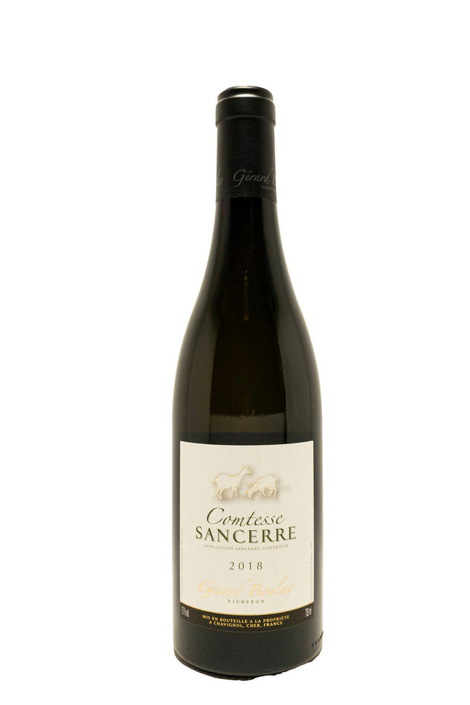 Bottle of Gerard Boulay, Sancerre Comtesse, 2018 - Flatiron Wines & Spirits - New York