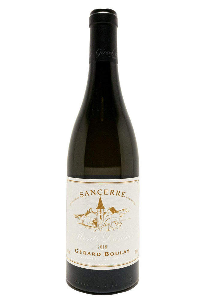 Bottle of Gerard Boulay, Sancerre Monts Damnes, 2018 - Flatiron Wines & Spirits - New York