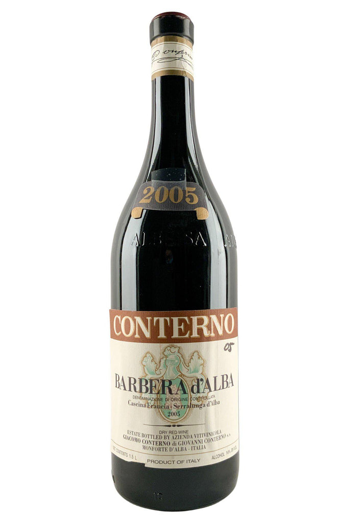 Bottle of Giacomo Conterno, Barbera Francia, 2005 (1.5L) - Flatiron Wines & Spirits - New York