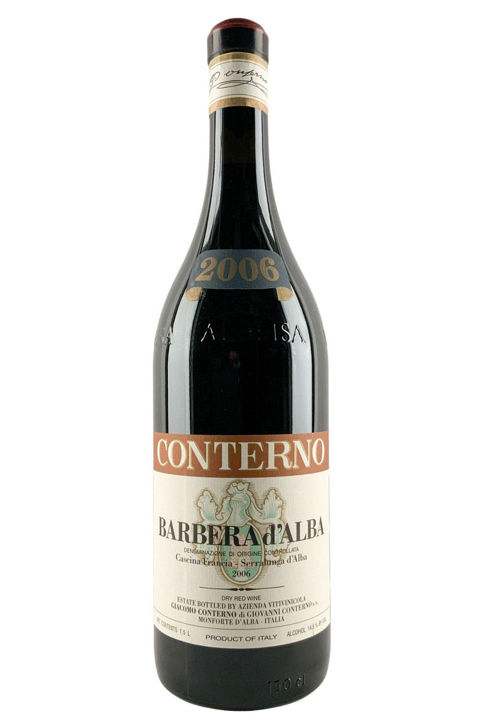 Bottle of Giacomo Conterno, Barbera Francia, 2006 (1.5L) - Flatiron Wines & Spirits - New York