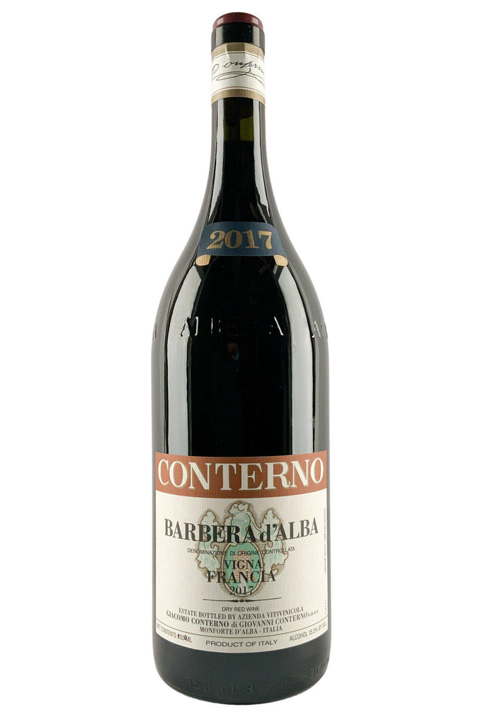 Bottle of Giacomo Conterno, Barbera Francia, 2017 (1.5L) - Flatiron Wines & Spirits - New York