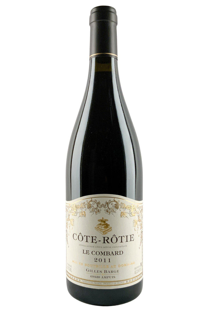 Bottle of Gilles Barge, Cote-Rotie Le Combard, 2011 - Flatiron Wines & Spirits - New York