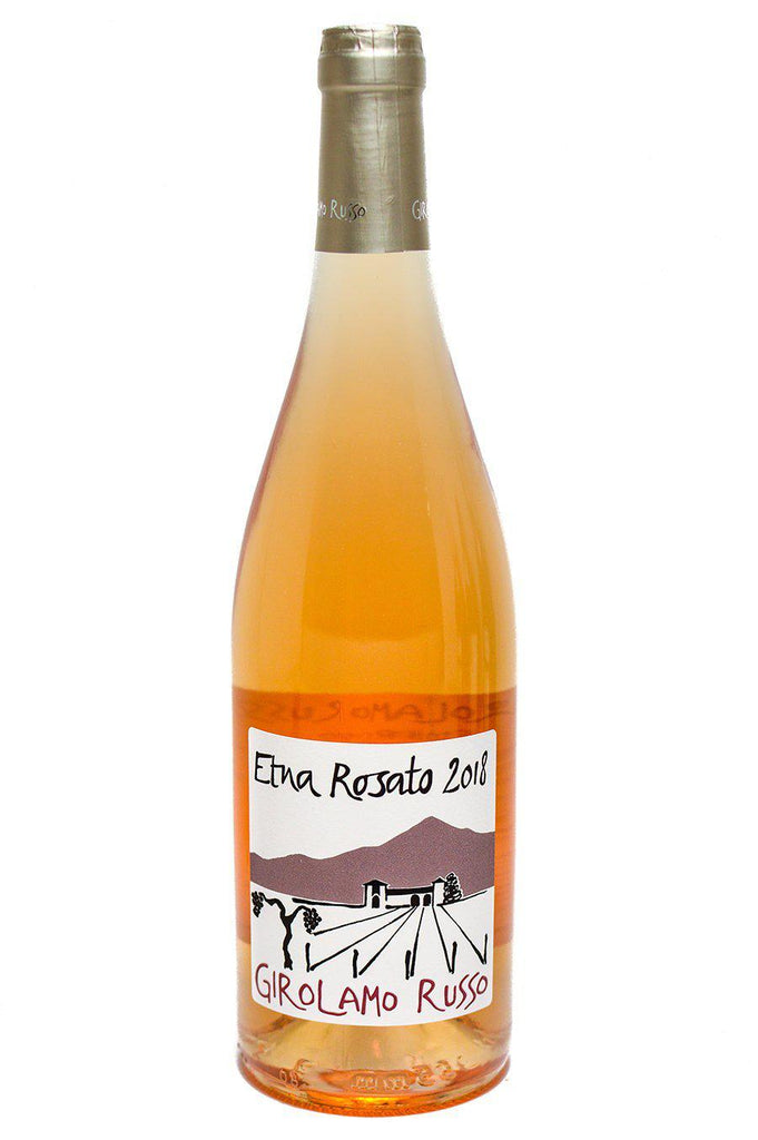 Bottle of Girolamo Russo, Etna Rosato, 2018 - Flatiron Wines & Spirits - New York