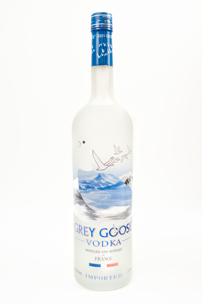 Bottle of Grey Goose, Vodka, 1L - Flatiron Wines & Spirits - New York