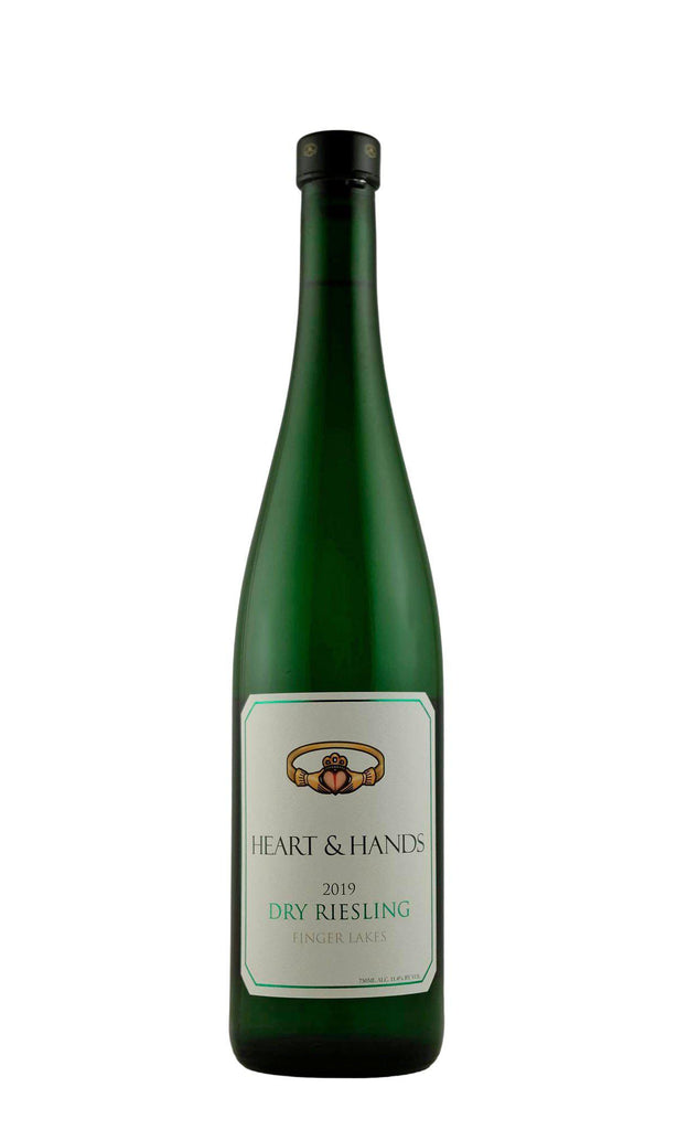 Bottle of Heart & Hands Winery, Dry Riesling, 2019 - Flatiron Wines & Spirits - New York