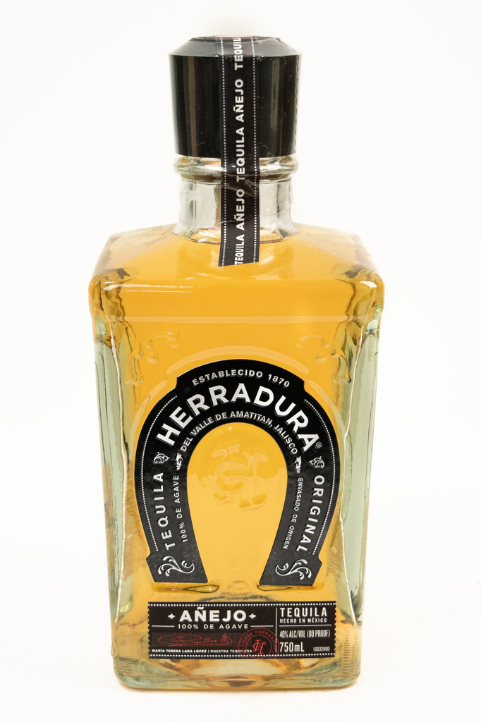 Bottle of Herradura, Tequila Anejo - Flatiron Wines & Spirits - New York