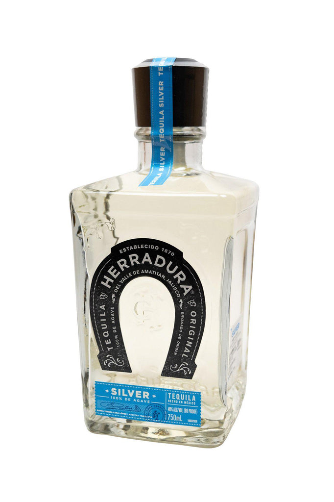 Bottle of Herradura, Tequila Silver - Flatiron Wines & Spirits - New York