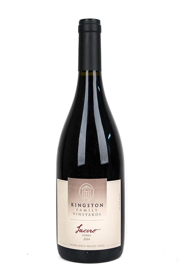 Bottle of Kingston Family Vineyards, Syrah Lucero, 2014 - Flatiron Wines & Spirits - New York