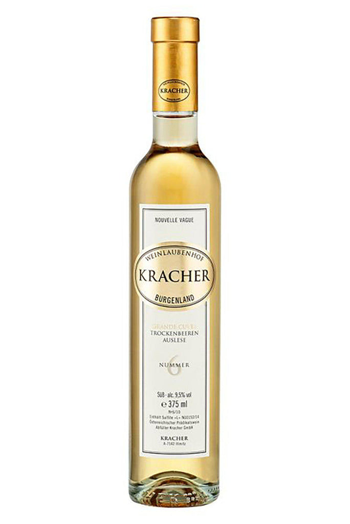 Bottle of Kracher, Nouvelle Vague Grande Cuvee Trockenbeeren Auslese Number 6, 2015 (375mL) - Flatiron Wines & Spirits - New York