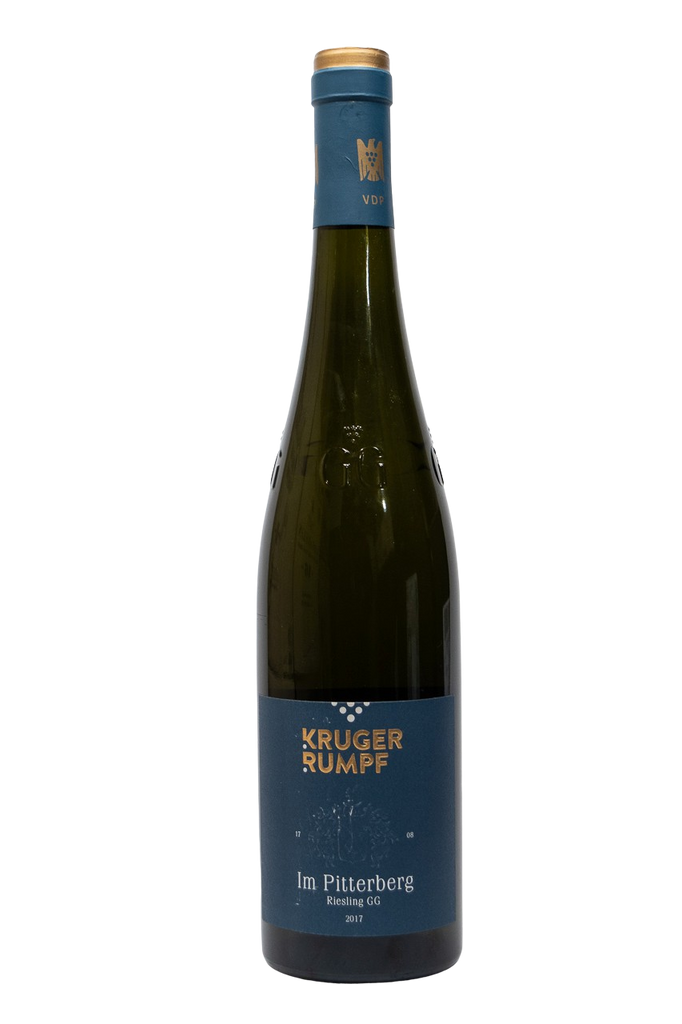 "Bottle of Kruger-Rumpf, Riesling GG (Grosses Gewachs) ""Im Pittersberg"", 2017 - Flatiron Wines & Spirits - New York"