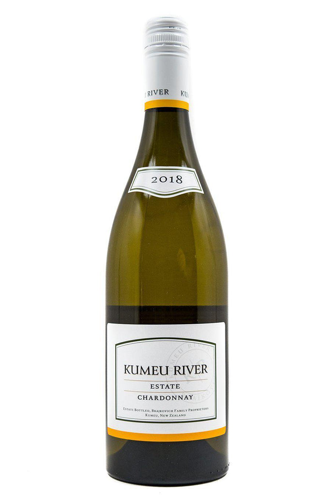 Bottle of Kumeu River, Estate Chardonnay, 2018 - Flatiron Wines & Spirits - New York