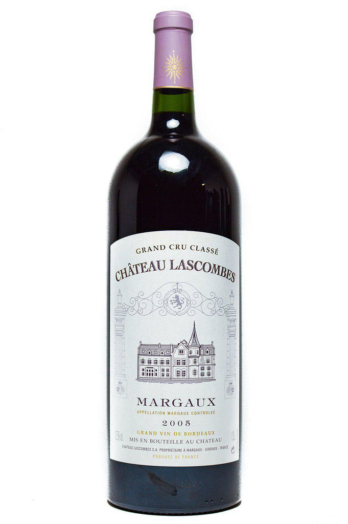 Bottle of Lascombes, Margaux, 2005 (1.5L) - Flatiron Wines & Spirits - New York
