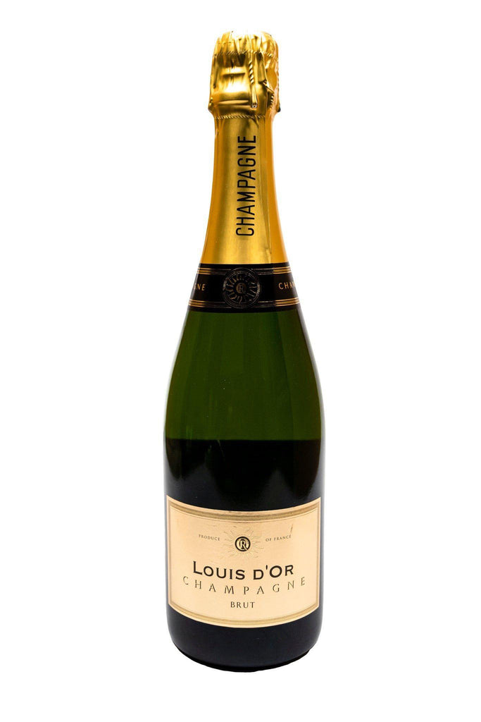 Bottle of Louis d'Or, Champagne Brut, NV - Flatiron Wines & Spirits - New York