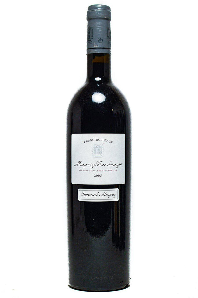 Bottle of Magrez Fombrauge, Saint-Emilion, 2005 - Flatiron Wines & Spirits - New York
