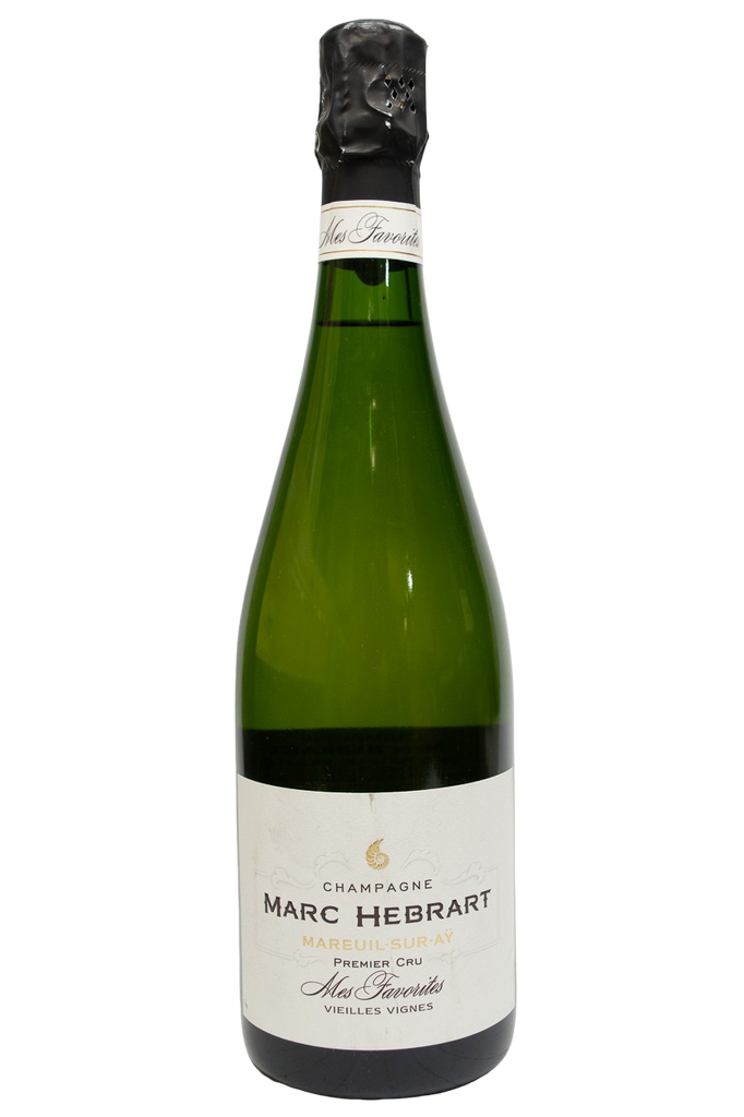 Bottle of Marc Hebrart, Champagne Mes Favorites Vielles Vignes Brut, NV - Flatiron Wines & Spirits - New York
