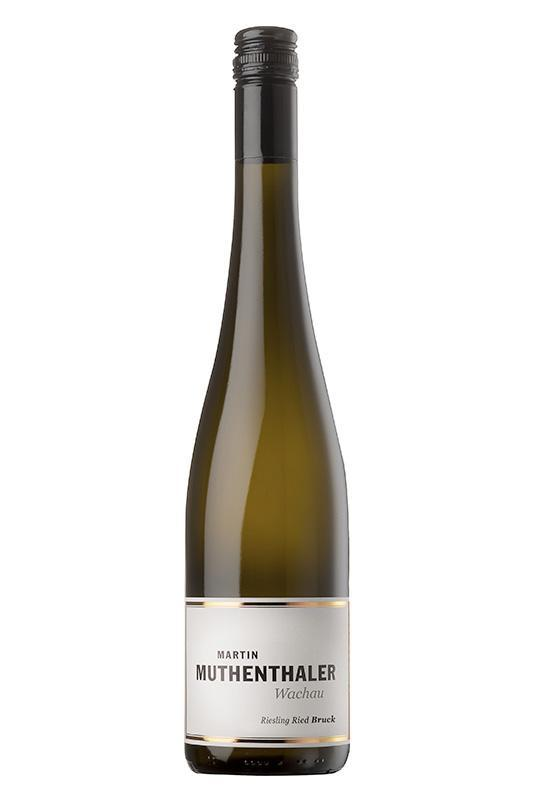 Bottle of Martin Muthenthaler, Riesling Bruck, 2017 - Flatiron Wines & Spirits - New York