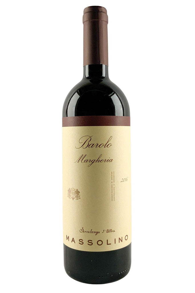 Bottle of Massolino, Barolo Margheria, 2016 - Flatiron Wines & Spirits - New York