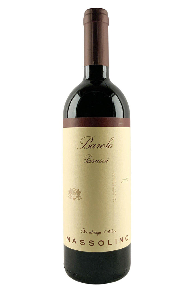 Bottle of Massolino, Barolo Parussi, 2016 - Flatiron Wines & Spirits - New York