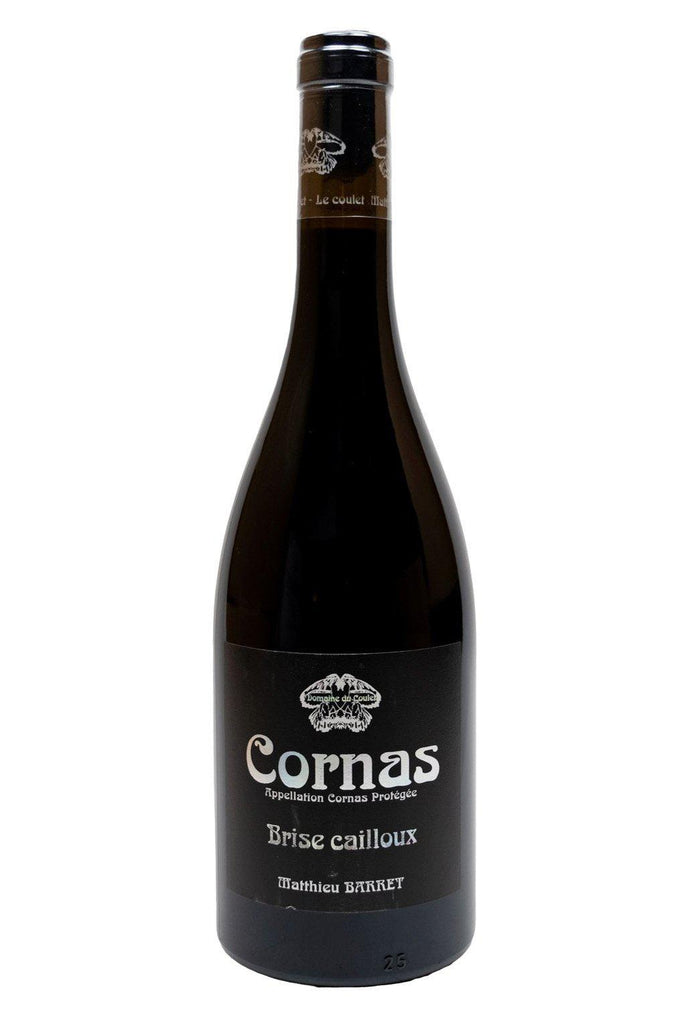 Bottle of Matthieu Barret, Cornas Brise Cailloux, 2016 - Flatiron Wines & Spirits - New York