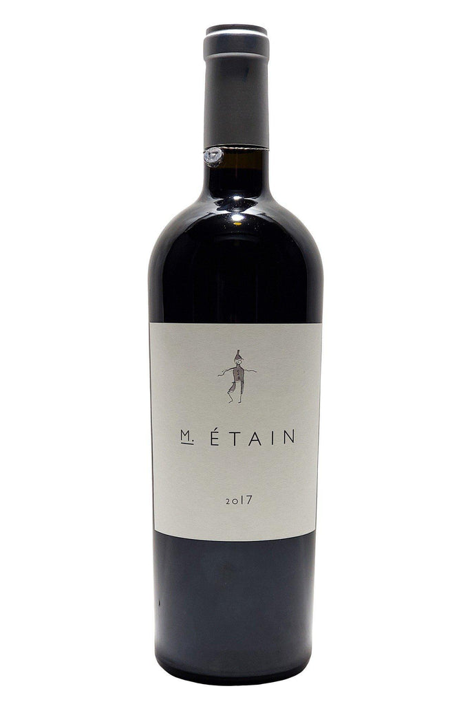 Bottle of Monsieur Etain, Rutherford Cabernet Suavignon, 2017 - Flatiron Wines & Spirits - New York