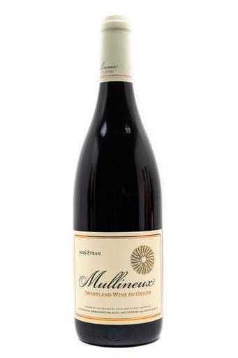 Bottle of Mullineux, Syrah Swartland, 2016 - Flatiron Wines & Spirits - New York