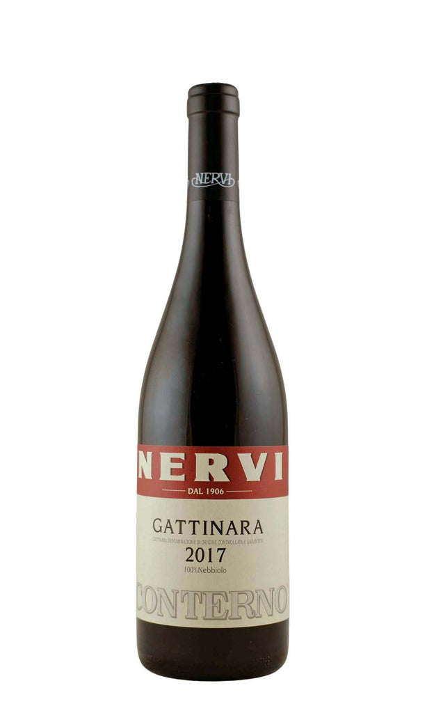 Bottle of Nervi-Conterno, Gattinara, 2017 - Flatiron Wines & Spirits - New York
