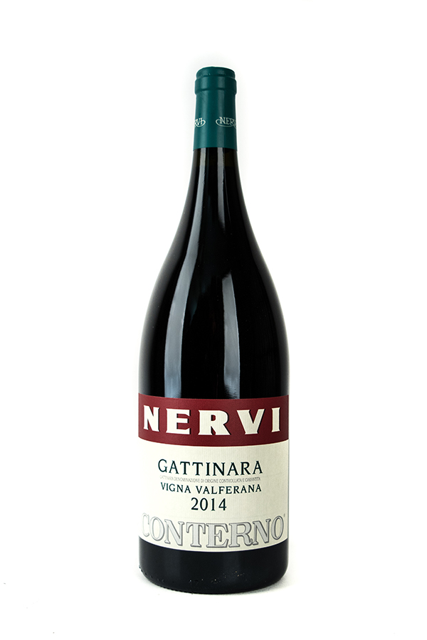"Bottle of Nervi (Conterno), Gattinara ""Valferana"", 2014 (1.5L) - Flatiron Wines & Spirits - New York"