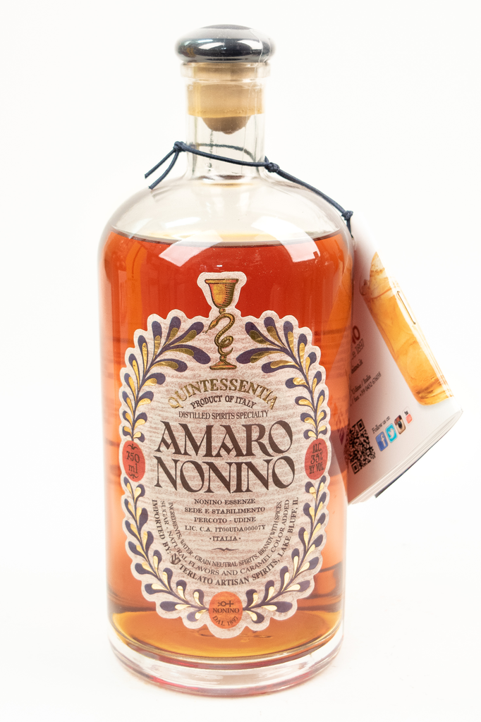 Bottle of Nonino, Amaro - Flatiron Wines & Spirits - New York