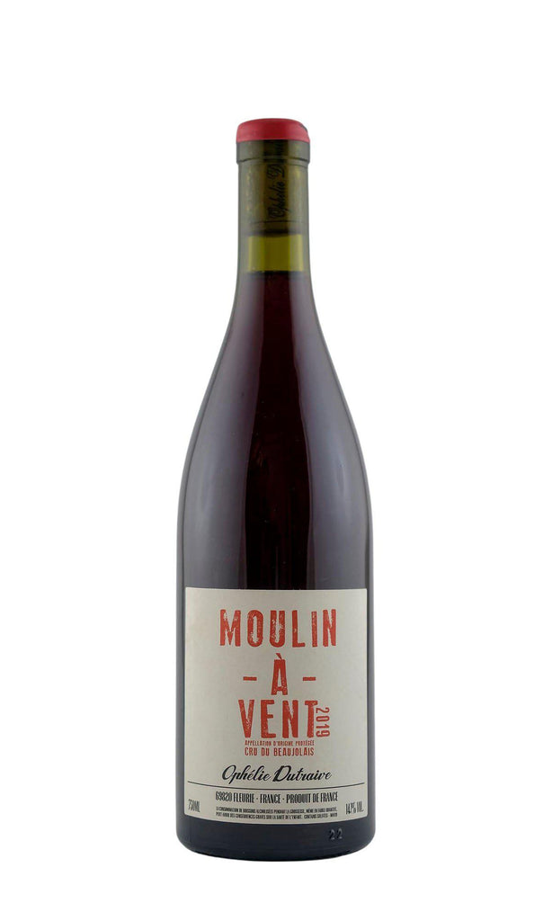 Bottle of Ophelie Dutraive, Moulin-a-vent, 2019 - Flatiron Wines & Spirits - New York