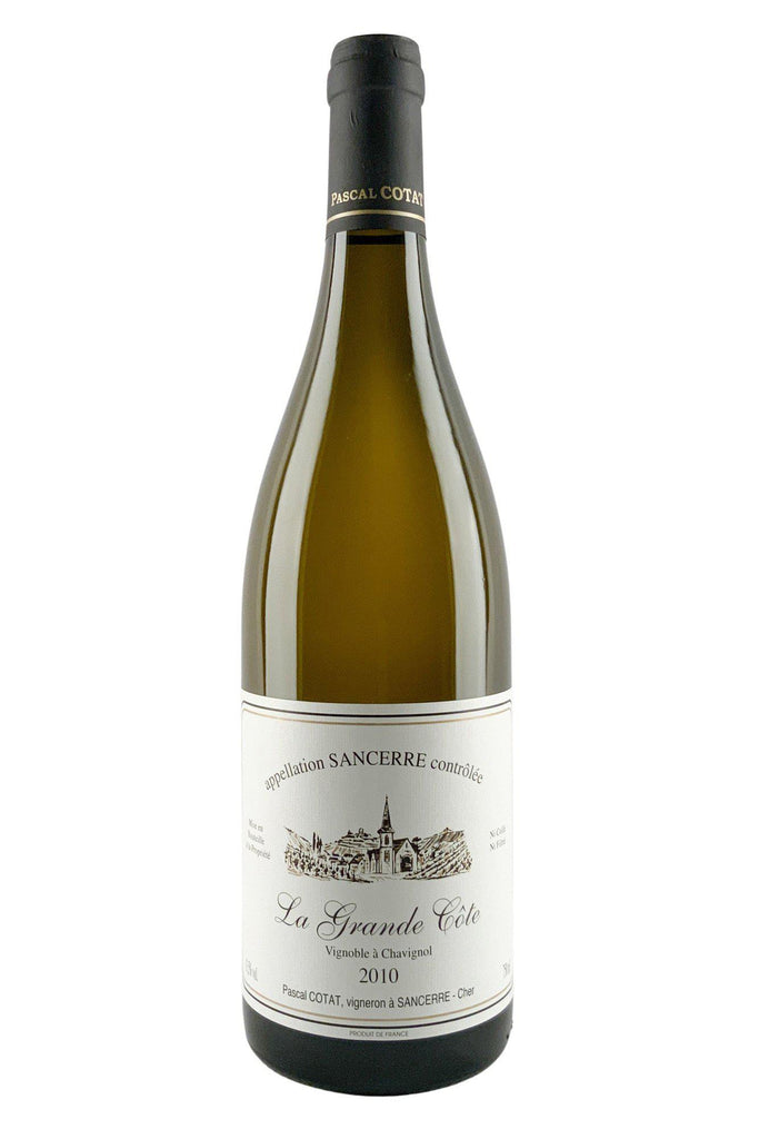 Bottle of Pascal Cotat, Sancerre Chavignol Grand Cote, 2010 - Flatiron Wines & Spirits - New York