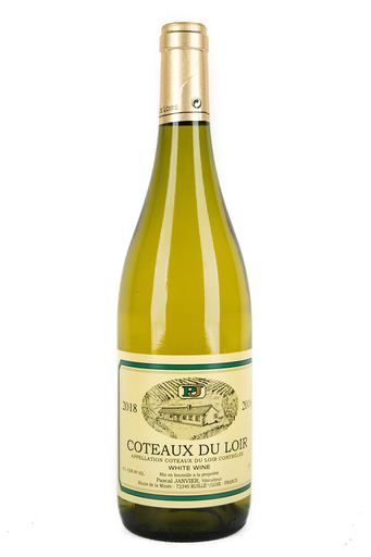 Bottle of Pascal Janvier, Coteaux de Loir Blanc, 2018 - Flatiron Wines & Spirits - New York