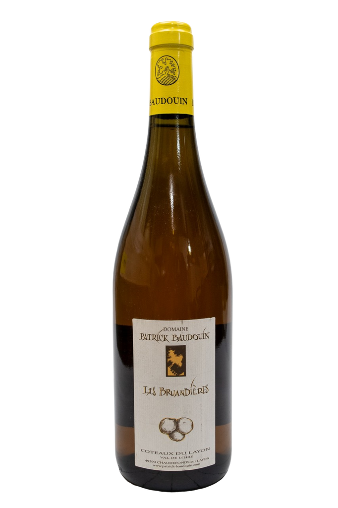 "Bottle of Patrick Baudouin, Coteaux du Layon ""Les Bruandieres"", 2015 - Flatiron Wines & Spirits - New York"