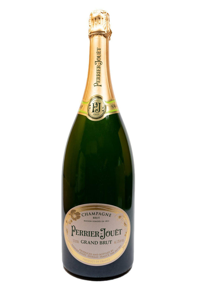 Bottle of Perrier Jouet, Champagne Grand Brut, NV (1.5L) - Flatiron Wines & Spirits - New York
