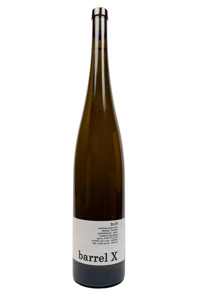 Bottle of Peter Lauer, Barrel X, 2018 (1.5L) - Flatiron Wines & Spirits - New York