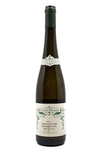 "Bottle of Peter Veyder Malberg, Gruner Veltliner ""Hochrain"", 2017 - Flatiron Wines & Spirits - New York"