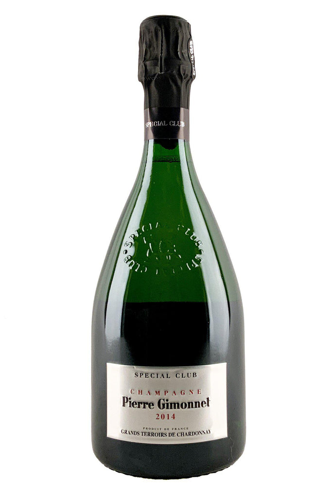 "Bottle of Pierre Gimonnet & Fils, Champagne ""Special Club"" Brut, 2014 - Flatiron Wines & Spirits - New York"
